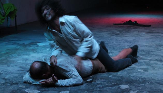 Fausto, el oráculo, Perrera Arte, toma 4
