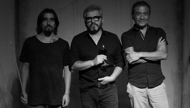 El músico Néstor Fuenzalida, Becerro y Montagna
