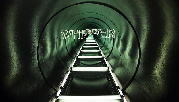 Impenetrable (Whisper), Iván Navarro, 2012