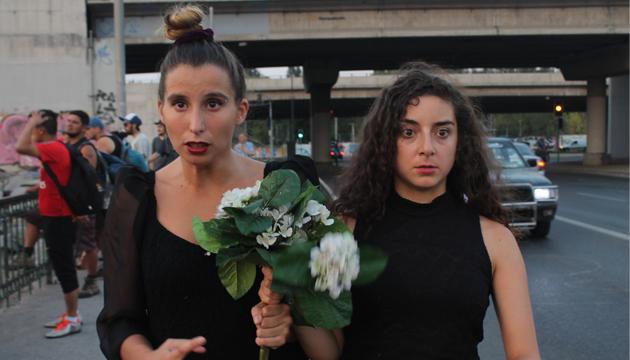 Mapocho/Espectros, toma 5, Camila Sánchez Andueza