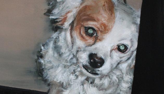 El gabinete del perro blanco, Héctor León, toma 1