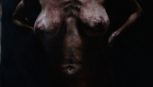 Pintura II, Héctor León, 2012