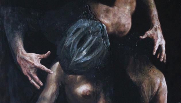 Pintura III (detalle), Héctor León, 2013
