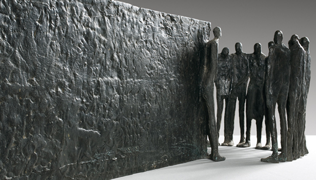 Esquina de la democracia, Mario Irarrázabal, 1970