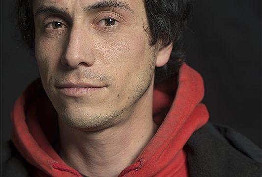 Matías, sonidista de L'Arts