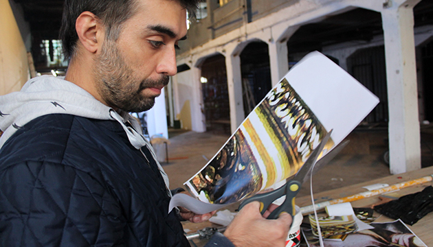 Caiozzama: En Europa empecé a coleccionar street art