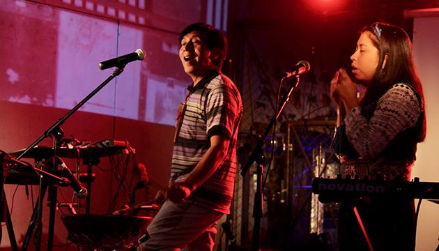 Maripil: El amor entre hombre y mujer es lo único que no canto