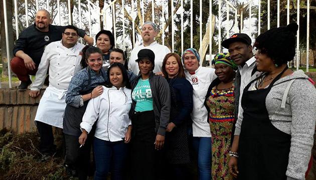 Chefs de Haití, Colombia, Perú, Chile y Chiloé se reunieron en L'Arts