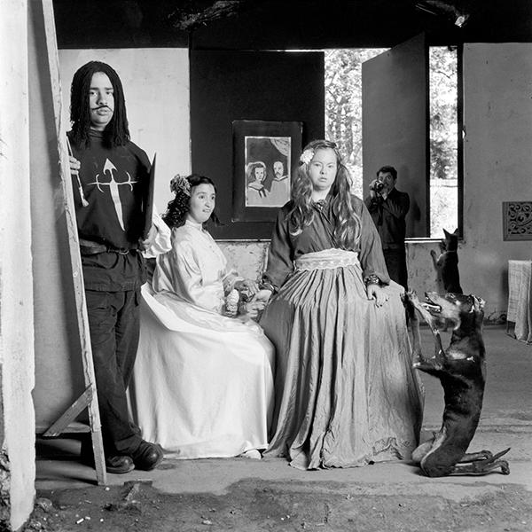 Las Meninas. Artista invitado: Antonio Becerro