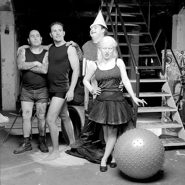 Gente de circo