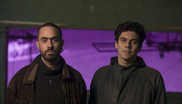 Andrés Terrisse y Juan José Aldunce son Trimex