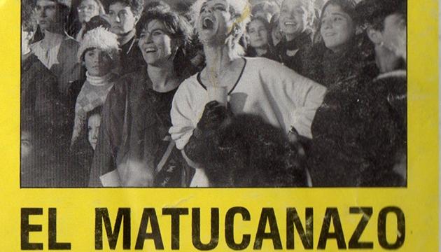 El Matucanazo de las 3.000 reunió por primera vez a las mujeres en 1987