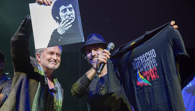 Galaz presenta a Los Vásquez en la reapertura del Estadio Víctor Jara