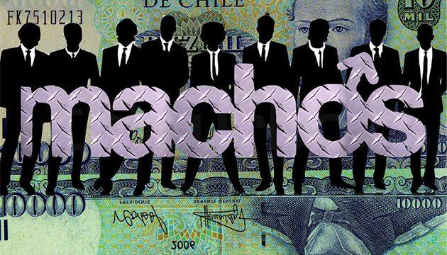 Machos chic / Mapu chic / Javiera Anabalón