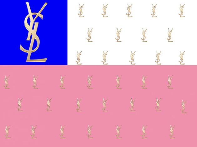 Yves Saint Laurent / Mapu chic / Javiera Anabalón