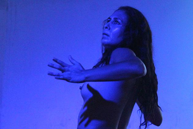 Claudia Sanhueza / Aullidos / Perrera Arte