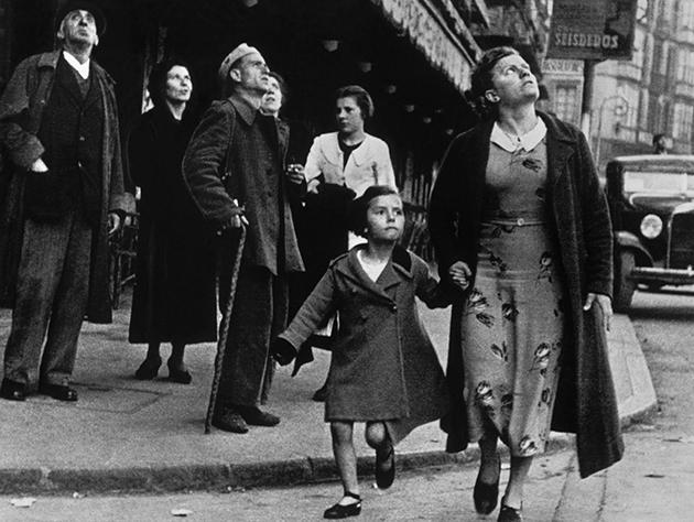 Bilbao / Guerra Civil Española / Robert Capa / 1937