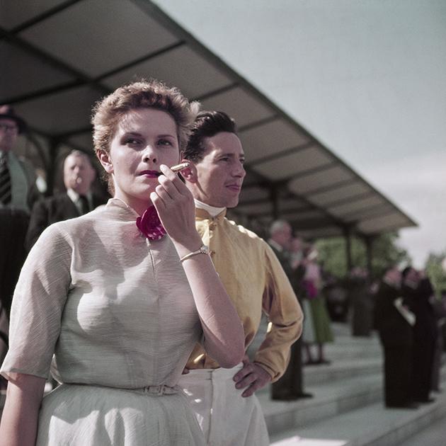 Colette Laurent / Generación X / Robert Capa / 1952