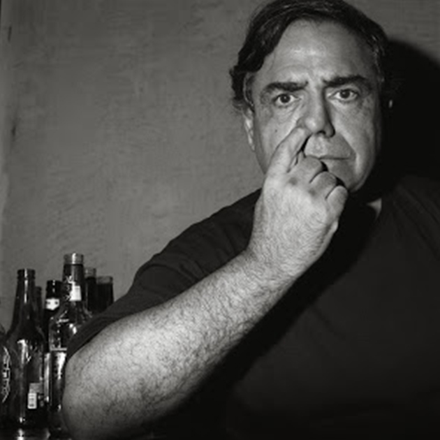 Nelson Garrido / retrato de Alberto García-Alix