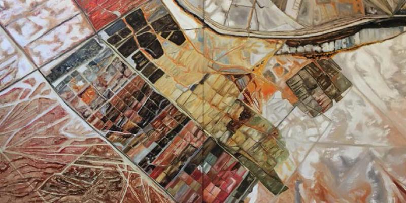 Vista aéreas imaginarias / Octavia Mardones