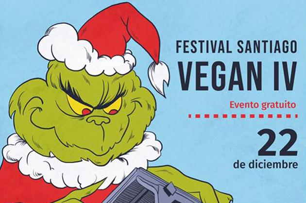 Festival Santiago Vegan IV es un encuentro gratuito
